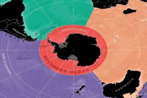 Southern Ocean identified as Fifth Ocean