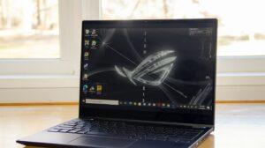 ROG X13 Flow a powerhouse convertible laptop