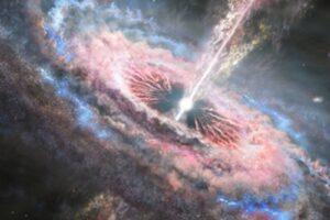 Tsunami from Black Holes